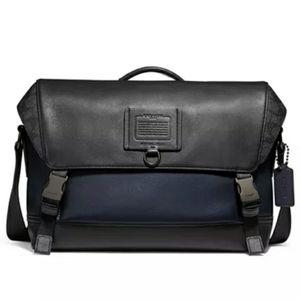 (New) Coach Messenger Bag